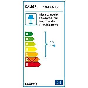 Dalber Map – Lámpara de sobremesa Mapa, E14, Multicolor