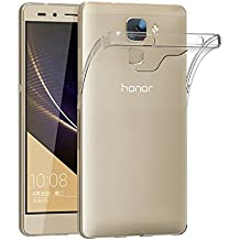 Funda Honor 7, AICEK Huawei Honor 7 Funda Transparente Gel Silicona Honor 7 Premium Carcasa para Honor 7