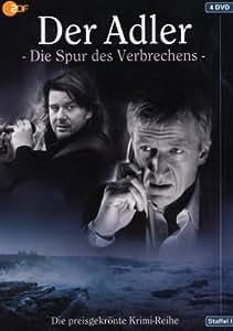 Der Adler - Die Spur des Verbrechens - Staffel 01 [4 DVDs]