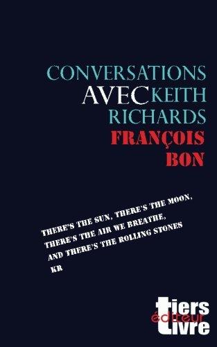 Conversations avec Keith Richards