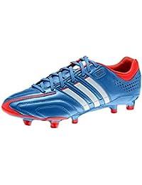 best loved 9364b e8b8a adidas Adipure 11Pro TRX FG US Uomo 7.5 m  (LuminosobluRunningwhiteinfrarossi)