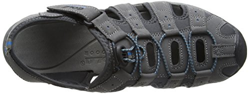 Gola Herren Shingle 3 Sandalen Trekking-& Wanderschuhe Grau (Grey/black/blue Gb)