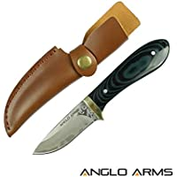 FEST in piedi damascato nichel EDC locknife Folder Coltello da caccia coltello (Micarta Folder)