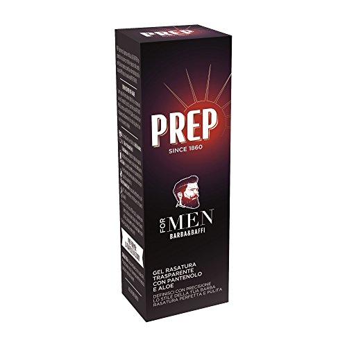 Prep gel rasatura trasparente - pacco da 6 x 100 ml