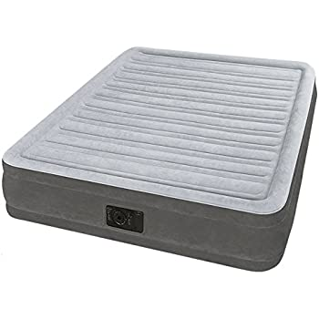 Ozark Trail Inflatable Flocked Air Bed Camping Mattress