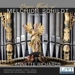 Complete Organ Works by Schildt^Richards (2008-07-08)