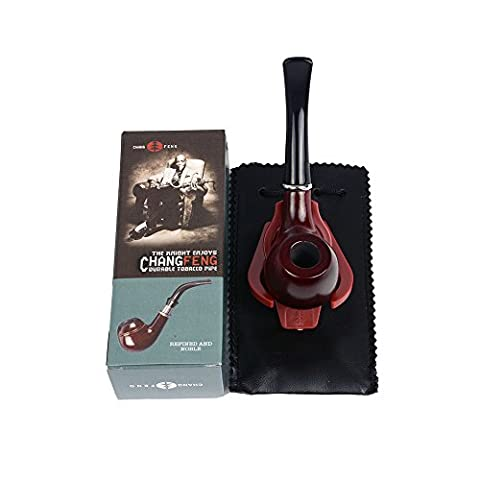 Pipes A Tabac - Saflyse Élégante pipe à tabac classique en