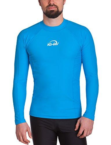 2004 Langarm-t-shirt (iQ UV 300 Shirt eng geschnitten, langarm, UV-Schutz T-Shirt, Türkis (hawaii), XXL (56))