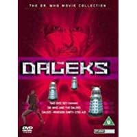 Doctor Who Collector's Edition - Doctor Who And The Daleks / Daleks Invasion Earth - 2150 AD