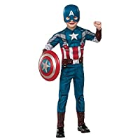 Superhero Costume For Boys