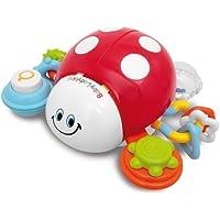 Neu, Baby Kreisel ?Marienkäfer? Activity- Spiel, Greifling, von Bontempi preisvergleich bei kleinkindspielzeugpreise.eu