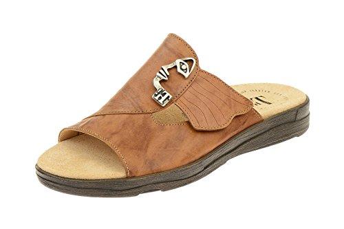 Think!Think Dreda Pantolette braun - Pantofole Donna Marrone (marrone)