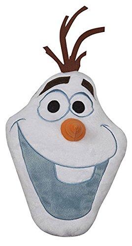 Simba 6315873288 - Disney Frozen Olaf Plüsch Kissen 30 ()