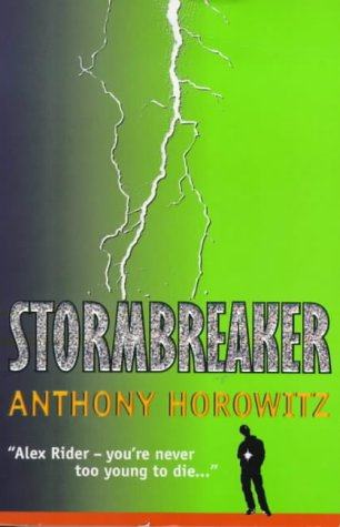 Book cover for Stormbreaker