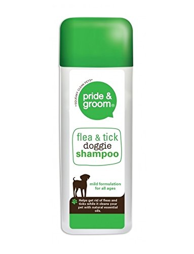 pride-groom-flea-tick-control-medicated-dog-shampoo-400ml