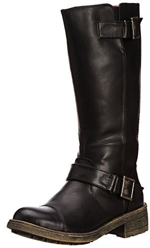 Rocket-Dog-Womens-Terry-Bromley-PU-Boots
