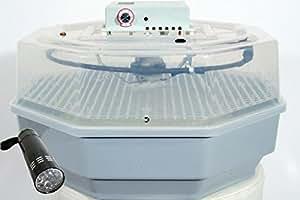 Semi-automatiques oeufs incubateur BK60,60 éleveur de poulet, la machine à couver, Hatcher, la machine de reproduction