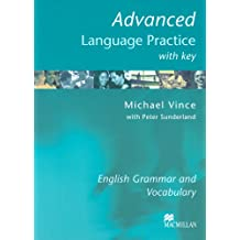 Advanced Language Practice: With Key