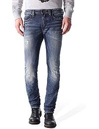 DIESEL - Jean - Homme - Jean slim washed vintage used Thavar pour homme