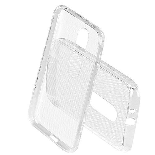 Guran® Schutzhülle Case Silikon Hülle für Motorola Moto G 3. Generation Smartphone Bumper Case Crystal Clear Cover Transparent Handyhülle - Generation Crystal Clear Case