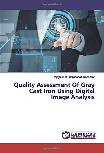 Quality Assessment Of Gray Cast Iron Using Digital Image Analysis - Cast Iron Outlet