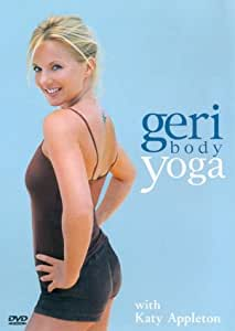 Geri Halliwell - Body Yoga [DVD] [2002]