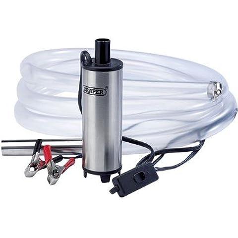 Sea sicura e combustibile Draper-12 V-Pompa dell'acqua