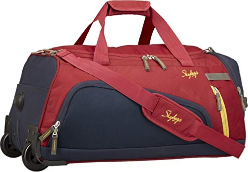 Skybags Hatch Polyester 30 cms Travel Duffle (SKYBAGS Hatch DFT 57 RED)