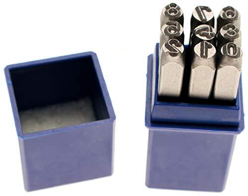 BGS 3034 DIN 1451 | Schlag-Zahlen/Schlagstempel Einschlagzahlen 4 mm