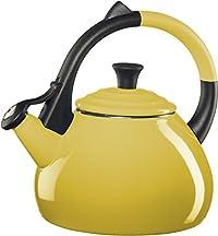 Le Creuset Enameled Steel Oolong Tea Kettle, 1.6-Quart