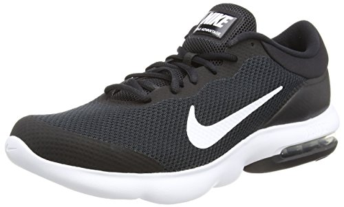 NIKE Air Max Advantage, Scarpe da Trail Running Uomo, Nero (Black/White 001), 44 EU