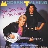 Modern Talking - CD mit 16 Titeln