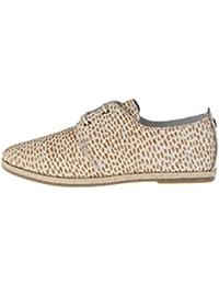 Maruti - Zapatos de cordones de Piel para mujer