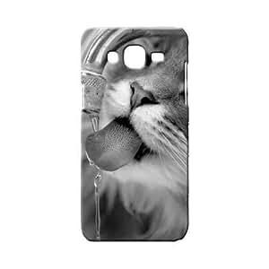 BLUEDIO Designer 3D Printed Back case cover for Samsung Galaxy J5 - G6791