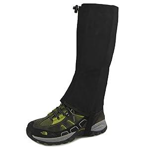 41EHY1gF gL. SS300  - PriMI M Size Waterproof Outdoor Hiking Climbing Snow Sand Legging Gaiters Leg Covers