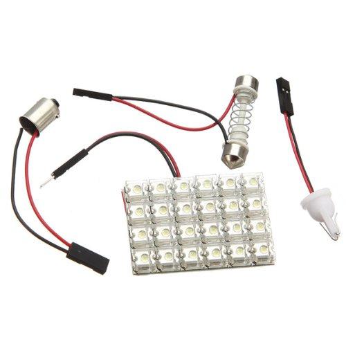 12v-12w-24-smd-led-lampadina-automobile-lampada-del-tetto-freddo-bianco-della-lampada