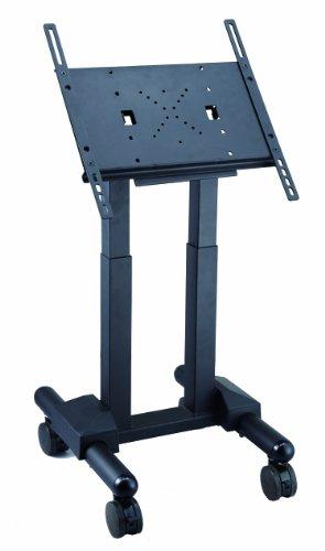 FS1043 breve espositivo espositore TV supporto da pavimento carrello con