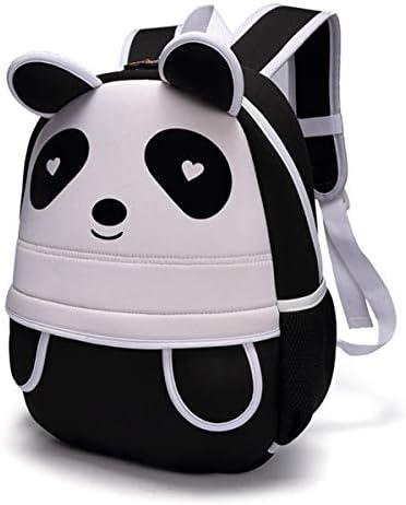 AHWZ  s école Sac de Jardin d'épaule Sac à Dos 3D stéréo Panda de plongée matériel pour  s   En Ligne