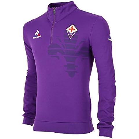 2015-2016 Fiorentina Training Sweat (Purple)