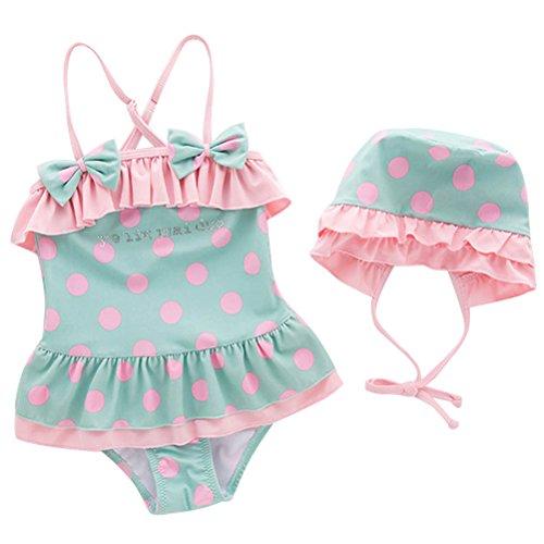 Odziezet Niña Traje Baño Bebé Bañador Bikini 2