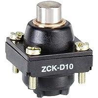 Schneider Electric ZCKD10 Cabeza Pulsador Metalico