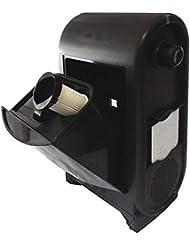 Sibel Furnitue 15100245 Hairbuster Ersatzfilter für Abluft Haarsauger