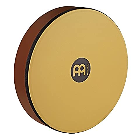 Meinl HD12AB-TF 12 inch Hand Drum with True Feel Synthetic Head - African Brown