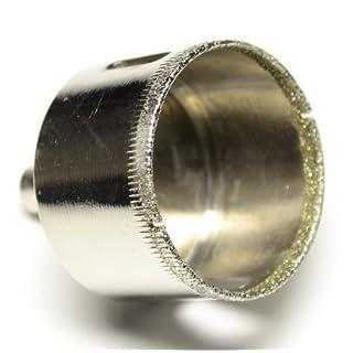 Original Enez Fliesenbohrer Glasbohrer Diamantbohrer Lochsäge Bohrkrone Ø 50 mm (B 10)