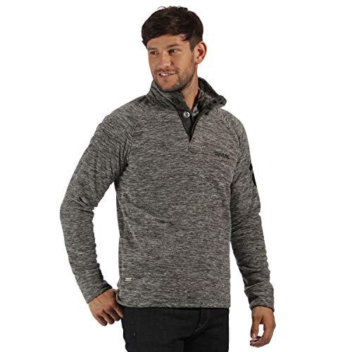 Regatta Torbay II Freizeit Herren Pullover (XXXL) (Grau ) Mens Funnel Neck Jacket