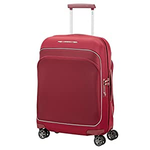 SAMSONITE Fuze - Spinner 55/20 Hand Luggage, 55 cm, 35 liters, Red (Cabernet Red)