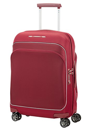 SAMSONITE Fuze - Spinner 55/20 Bagaglio a mano, 55 cm, 35 liters, Rosso (Cabernet Red)