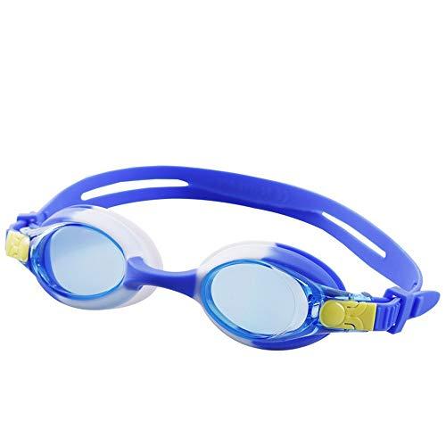 SFHGgläser für kinder mit silikongel - schwimmen brille nebel beweis schwimmen brille großen rahmen professionelle schwimmen,ming.