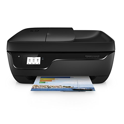 HP Deskjet Ink Advantage 3835 All-in-One Wireless Printer (Black)