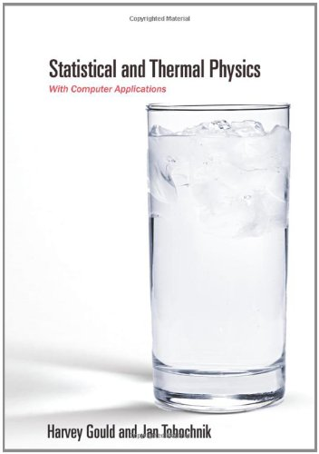 Statistical and Thermal Physics: With Computer Applications